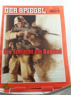 15/2003, Die Schlacht um Bagdad