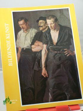 10/1961: Bildende Kunst, Zeitschrift