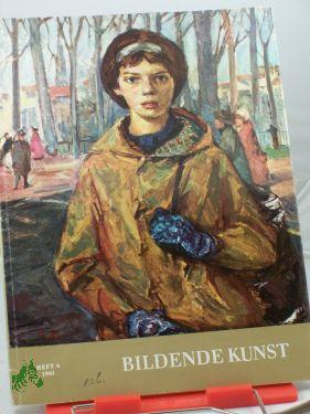 6/1961: Bildende Kunst, Zeitschrift
