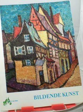 10/1963: Bildende Kunst, Zeitschrift