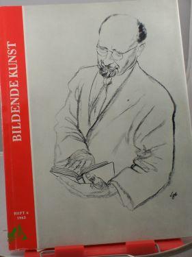 6/1963: Bildende Kunst, Zeitschrift