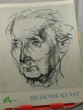 3/1963: Bildende Kunst, Zeitschrift