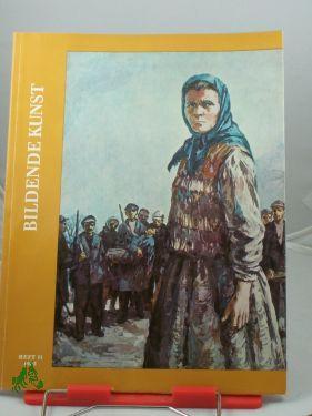 11/1962: Bildende Kunst, Zeitschrift
