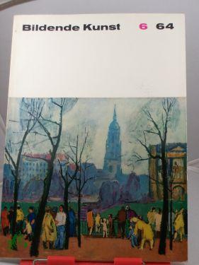 6/1964: Bildende Kunst, Zeitschrift