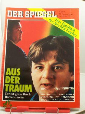 8/1987, 16. Februar, Aus der Traum: Der Spiegel, das