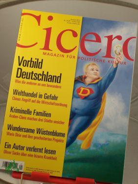 1/2011, Vorbild Deutschland