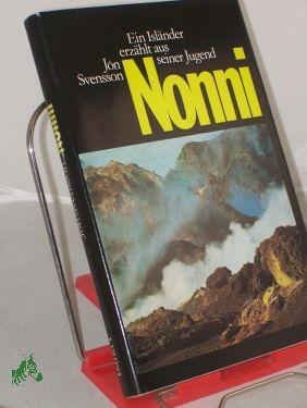 Nonni, ein Isländer erzählt seine Jugend: Jon Svensson
