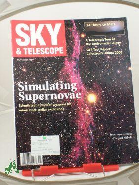 11/1997, Simulating Supernovae
