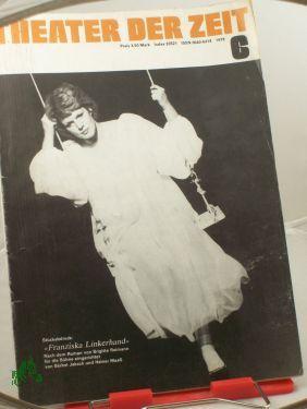 Jsmpvgluqz Zeitschrift Abebooks Theater Der Zeit DHIEY29W
