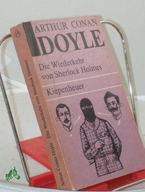3. Die Wiederkehr von Sherlock Holmes ,: Doyle, Arthur Conan: