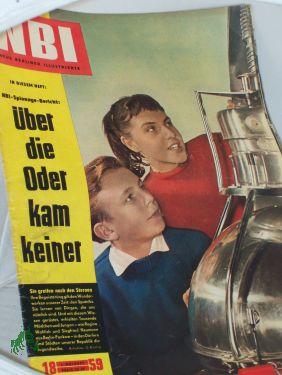 18/1959, Über die Oder kann keiner, NBI: NBI, Neue Berliner