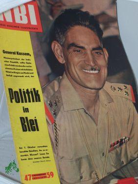 47/1959, Politik in Blei: NBI, Neue Berliner