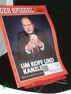 2/2013, Um Kopf und Kanzleramt