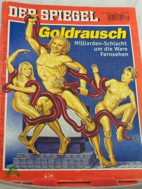 35/1995, Goldrausch: DER SPIEGEL