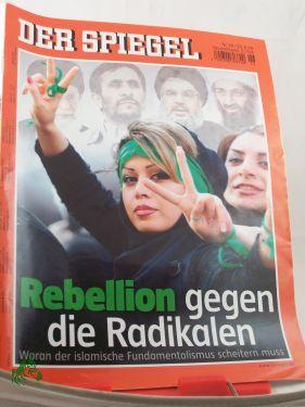 26/2009, Rebellion gegen die Radikalen