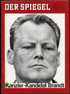33/1965, Kanzler Kandidat Brandt