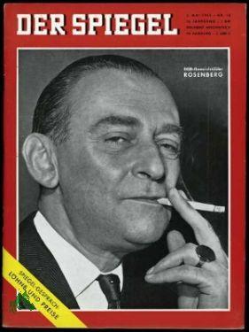 18/1962, DGB Generalstäbler Rosenberg