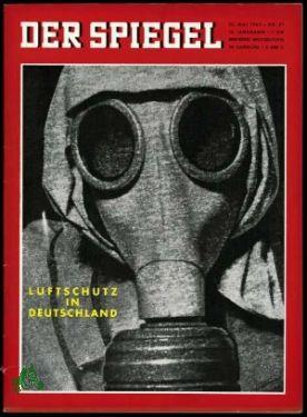 21/1962, Luftschutz in Deutschland
