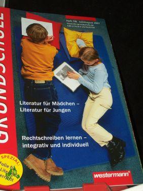 7/8 2007, Literatur für Mädchen, Literatur für Jungen