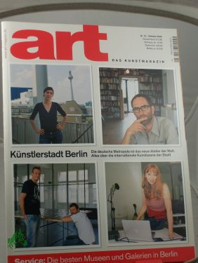 10/2006, Künstlerstadt Berlin