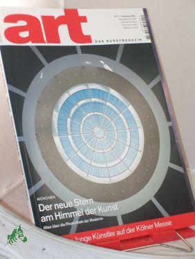 11/2002, Der neue Stern am Himmel der Kunst alles über die Pinakothek der Moderne