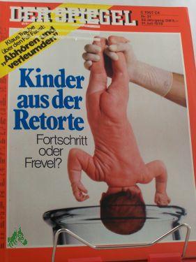 31/1978, Kinder aus der Retorte
