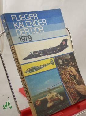 1979: Fliegerkalender der DDR