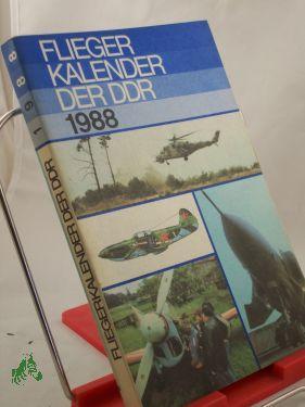 1988: Fliegerkalender der DDR