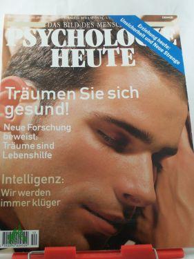 10/1998, Träumen sie sich gesund: Psychologie Heute