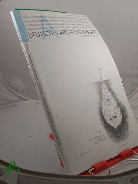 9/1997: Deutsches Architektenblatt, Ausgabe Baden Württemberg