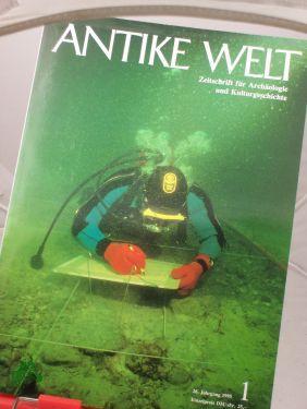 1/1995: Antike Welt, Zeitschrift