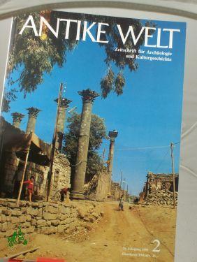 2/1995: Antike Welt, Zeitschrift