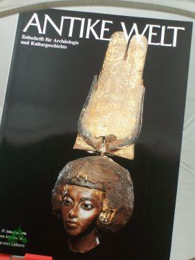 4/1996: Antike Welt, Zeitschrift