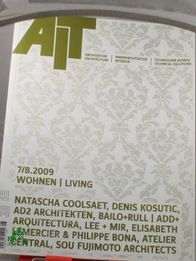 7/8/2009 Wohnen Living: AIT, Architektur, Innenarchitektur,