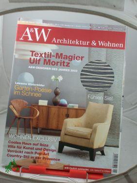 1/2003, Lawsons Winterbilder: A&W, Architektur und