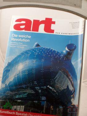 12/2003, die weiche Revolution: art, Das Kunstmagazin