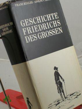 Ausgewählte Holzschnitte zu , Geschichte Friedrichs des: Menzel, Adolph von