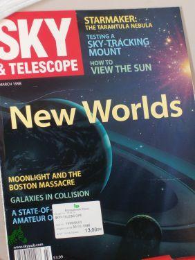 3/1998, new Worlds: Sky & Telescope