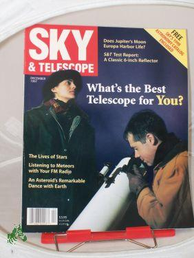 12/1997, Whats ther best Telescope for you?: Sky & Telescope