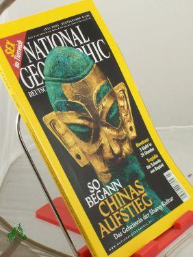 7/2003, So begann Chinas Aufstieg: National Geographic, Deutschland