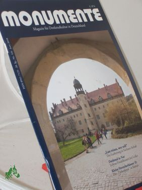 5/6 2010: MONUMENTE, Magazin für Denkmalkultur in Deutschland