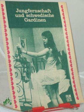 55/70, Jungfernschaft und schwedische Gardinen: Filmheft, Film für Sie, 4seitiges Faltblatt