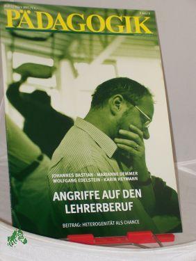 3/2003, Angriffe auf den Lehrerberuf: PÄDAGOGIK, Zeitschrift