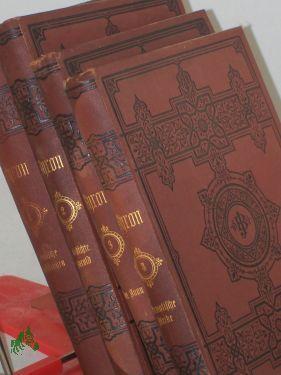 Byrons Werke. Uebersetzt von W. Schäffer, A. Strodtmann, J. Stadelmann, A. H. Janert, W. Gr&...