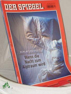 44/2011, Wenn Die Nacht Zum Alptraum Wird: Der Spiegel, Politkmagazin