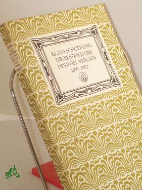 Die Insel - Monatsschrift mit Buchschmuck und: Bierbaum, Otto Julius