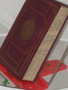 Erster bis vierter Band, Einführung von Franz: Goethe, Johann Wolfgang