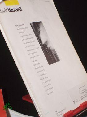 36/1994, Alles Museum?: Bauwelt, Stadtbauwelt, Zeitschrift