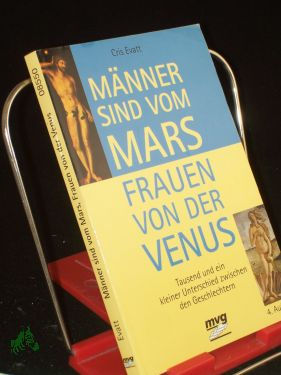 Männer sind von Mars Frauen sind von Venu