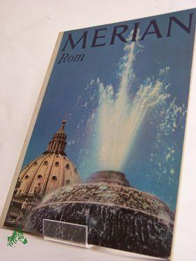 Rom, Heft 12, 23. Jahrgang: Merian. Das Monatsheft
